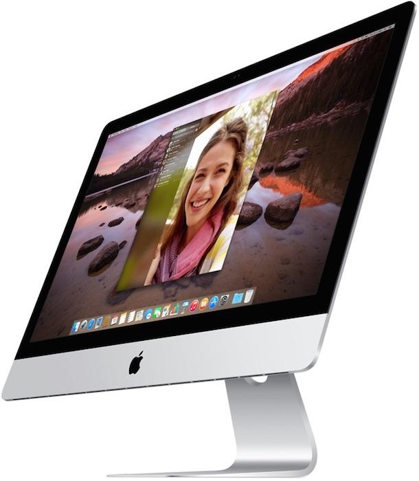 iMac retina-тонкий корпус