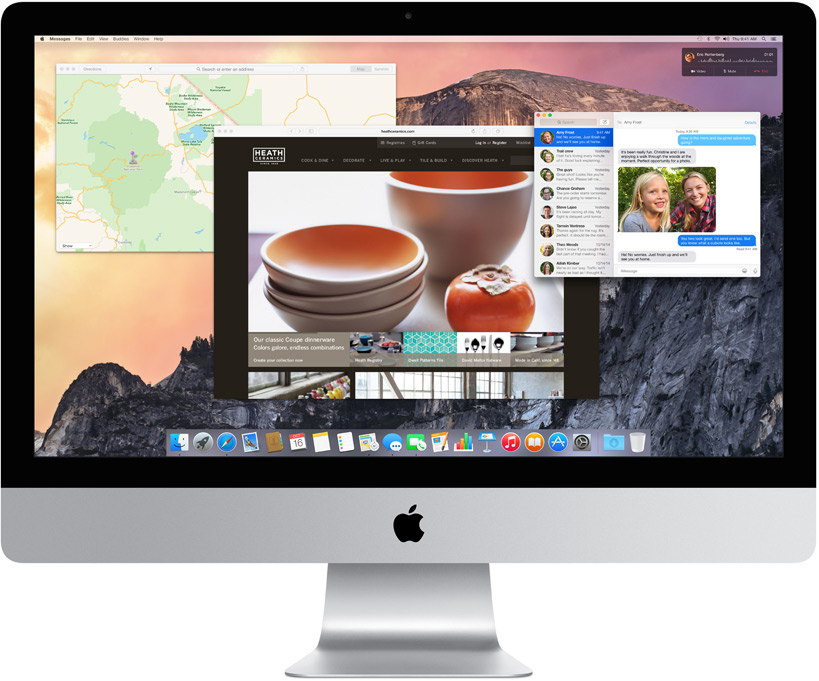 iMac с Retina-экран
