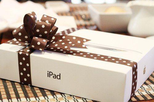 iPad-лучший подарок
