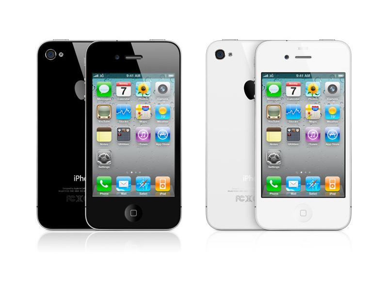 iPhone 4 внешний вид