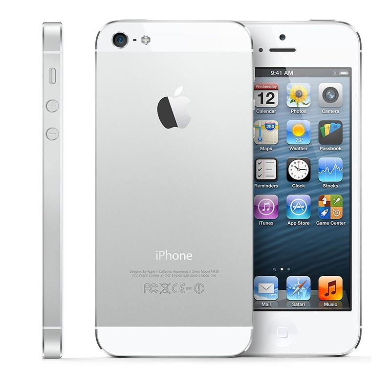 iPhone 5 алюминиевый корпус