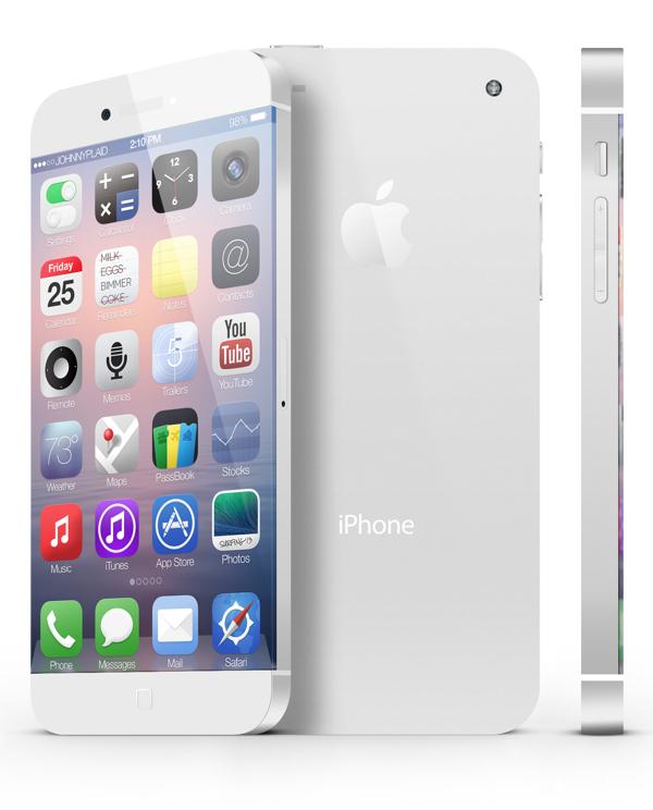 iPhone-6 концепт