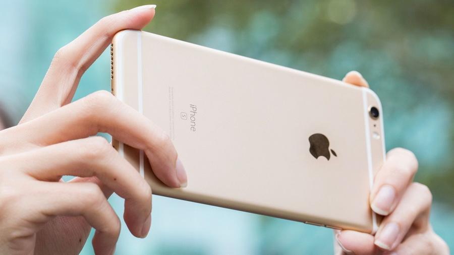 iPhone 6s-фотосъемка