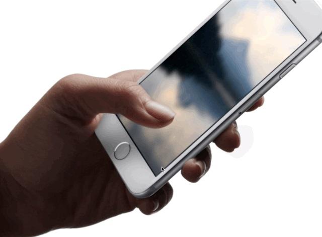 iPhone 6s и iPhone 6s Plus-живые фотографии