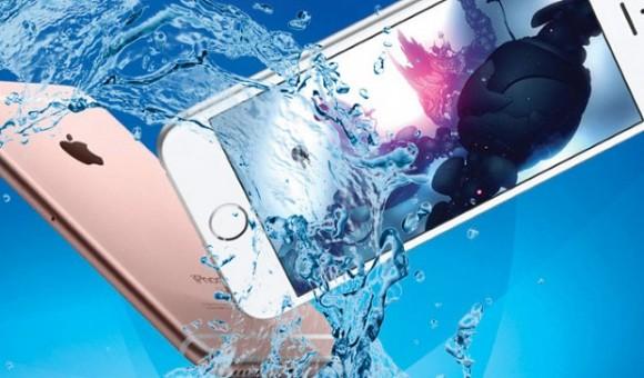 iPhone 8 будет по-настоящему водонепроницаемым благодаря стандарту IP68