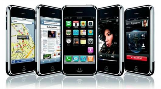 iPhone ракурсы