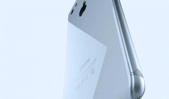 iPhone с 5,8-дюймовым экраном получит корпус из стали и закаленного стекла