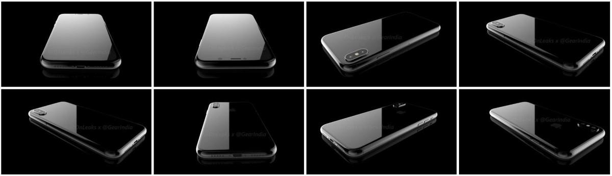 iPhone 8 - все слухи, которые нужно знать