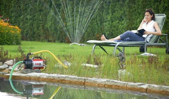 Типы садовых насосов и их предназначение