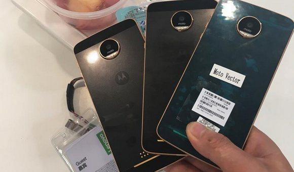 В сеть утекли живые фото смартфона Moto Z Play