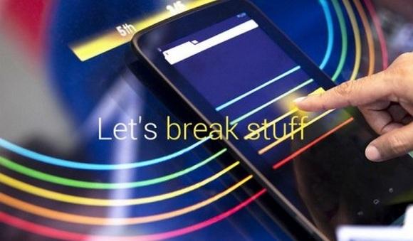 Nexus 8 могут показать на Google I/O 2014