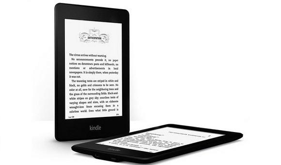 Amazon Kindle Paperwhite Wi-Fi (2013) – обновленный букридер с сенсорным экраном и подсветкой. Обзор модели