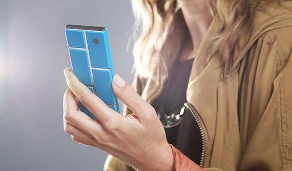 Motorola Project Ara – новая платформа для модульных смартфонов