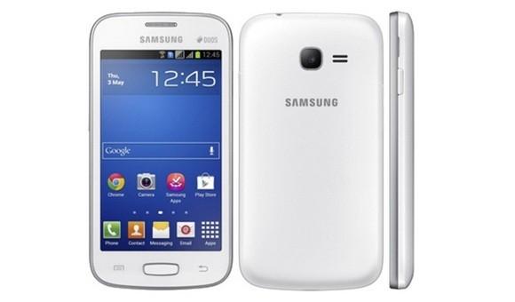 Samsung Galaxy Star plus S7262 – новый «звездный» смартфон с поддержкой двух SIM-карт. Краткий обзор модели