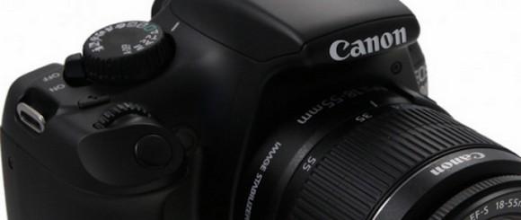 Обзор зеркальной фотокамеры Canon EOS 1100D