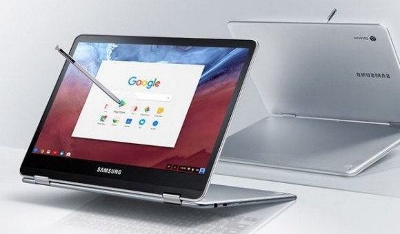 Компания Samsung представила ноутбук-трансформер Chromebook Pro