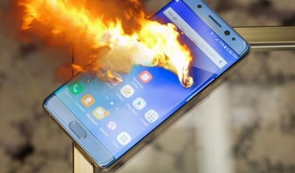 Компания Samsung снова останавливает выпуск Galaxy Note 7