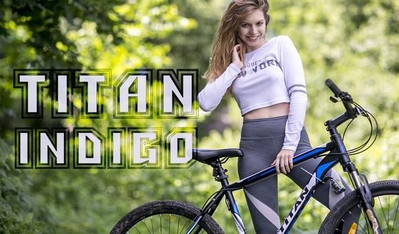 Видео-обзор велосипеда Titan Indigo!